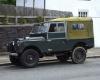 Land Rover Lightweight: Über Stock und Stein mit der Nato-Klasse
