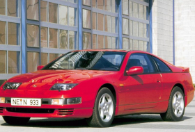 Flinke Flunder aus Fernost: Nissan 300 ZX Twin-Turbo