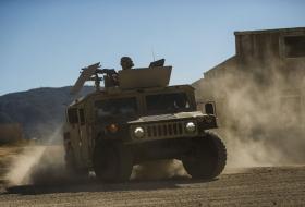 """Ein starkes Stück Automobil: Der """"Humvee"""""""