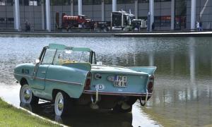 10. Klassikwelt Bodensee 2017 - klassische Mobilität am Boden, zu Wasser und in der Luft