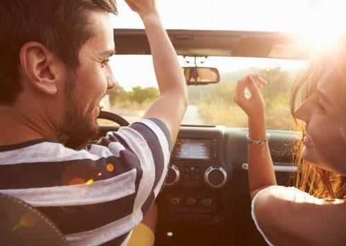 """Sommerzeit, Cabriozeit – Tipps für einen Ausflug """"oben ohne"""""""