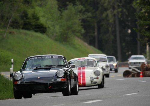 Lenzerheide Motor Classics 2017 – grollende Rennwagen auf fast 1500 Metern