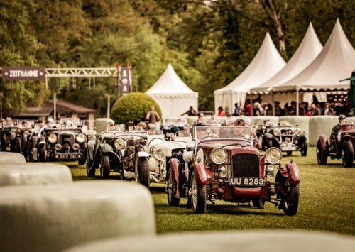 Vintage Race Days Rastede 2017 – rassige Veteranen auf der Graspiste