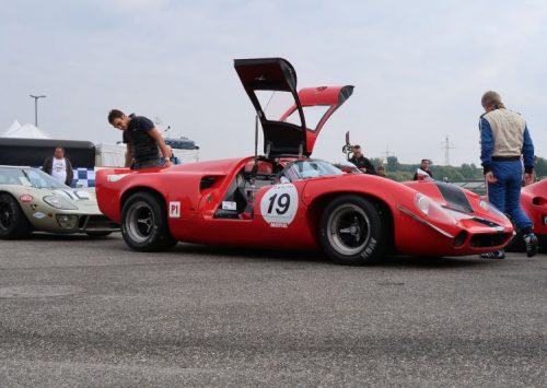 Oldtimer Grand Prix und Co: AvD-Oldie-Auto-Events